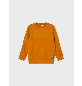 Name It Curry kleurige sweater trui