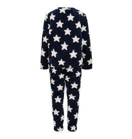 KIDS ONLY Fleece pyjama of chill outfit met sterren
