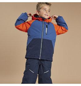 Name It Super coole en stoere colour block warme winterjas