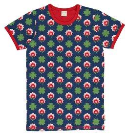 Maxomorra VOLWASSENEN t-shirt met klavertjes