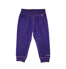 Villervalla Fleece jogging broek paars