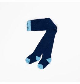 ALBA of Denmark Effen blauwe kousenbroek