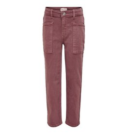 KIDS ONLY Roosbruine cargo mom fit jeans