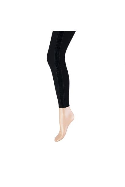 Marianne Dames Legging Velvet Bies  20077