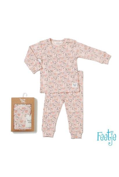 Feetje Meisjes Pyjama 50500034