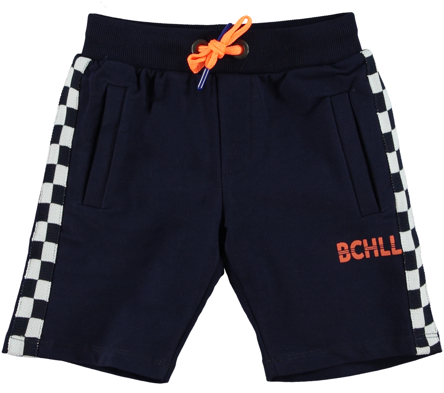 B-Chill Jongens Short Ruben Black-1