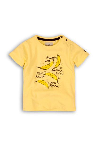 Koko Noko Jongens Shirtje Bananen C34801