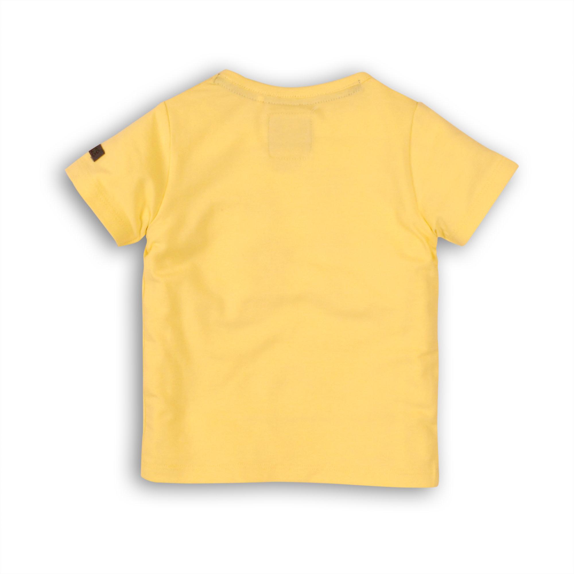 Koko Noko Jongens Shirtje Bananen C34801-2