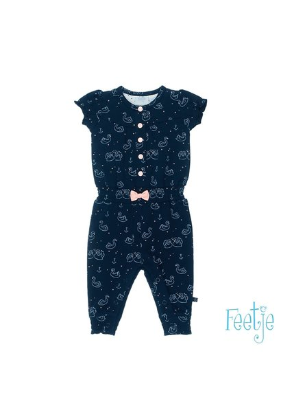 Feetje Meisjes Jumpsuit Sailor Girl 52000040