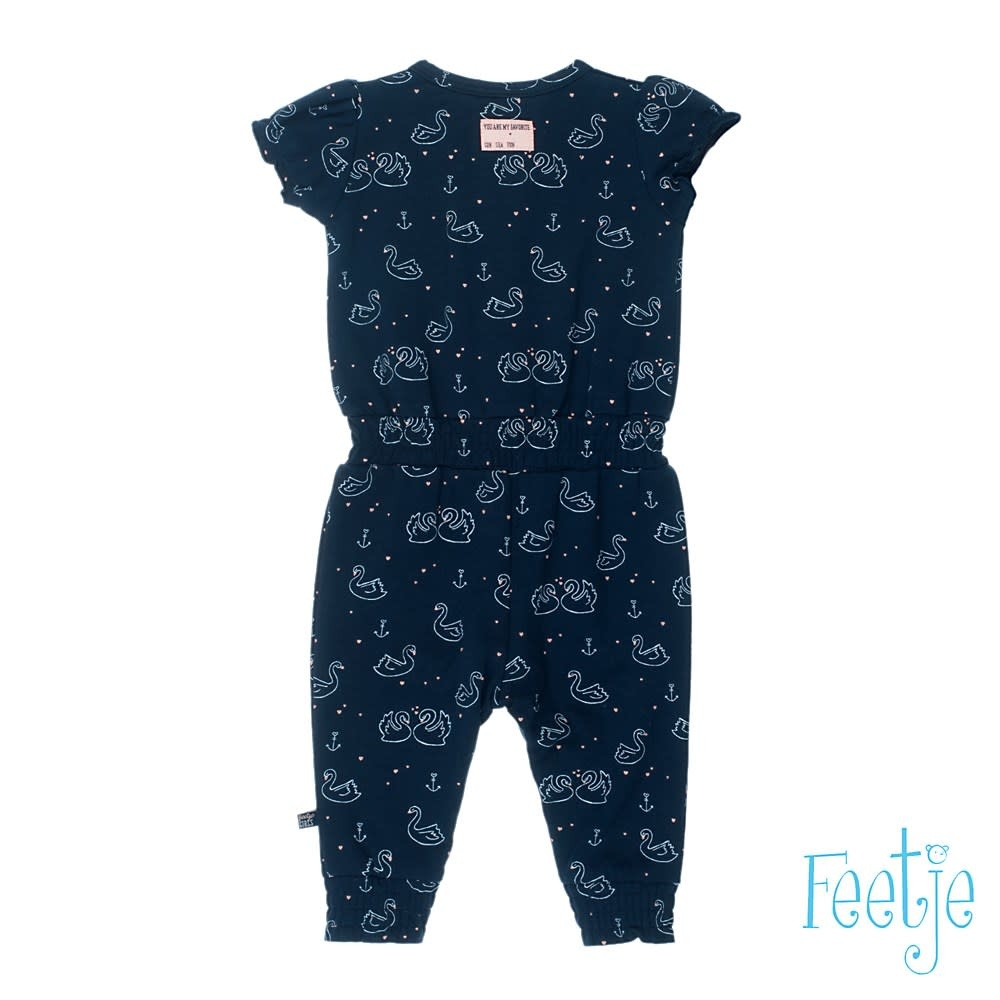 Feetje Meisjes Jumpsuit Sailor Girl 52000040-2