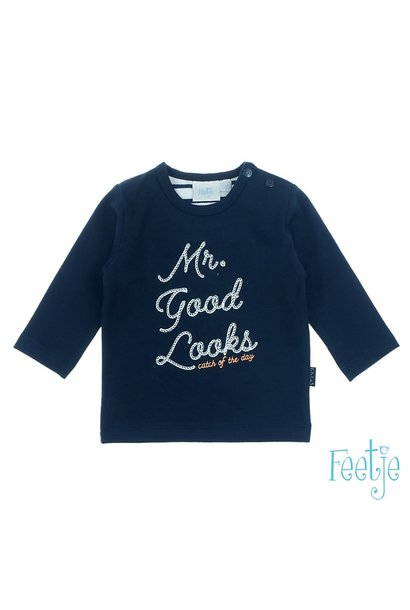 Feetje Jongens Longsleeve Mr. Good Looks 51601459