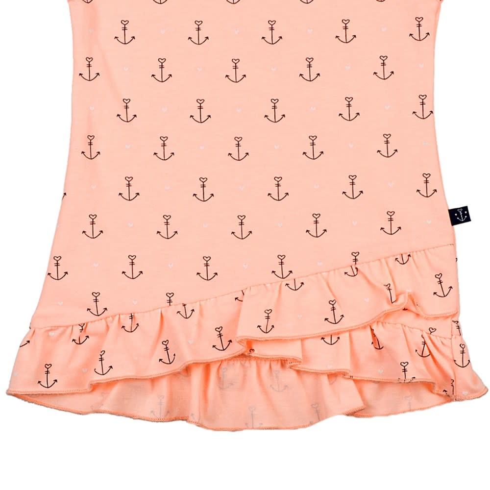 Feetje Meisjes Jurkje Sailor Girl 51400311-3