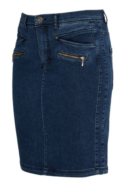 Dreamstar Dames Denim Rok Cesar