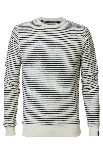 Petrol Heren Sweater M-1000-SWR332 Navy