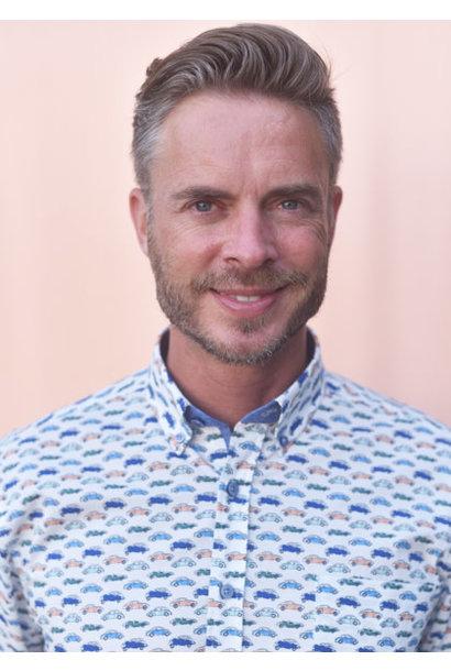 GCM Heren Overhemd KM 5215