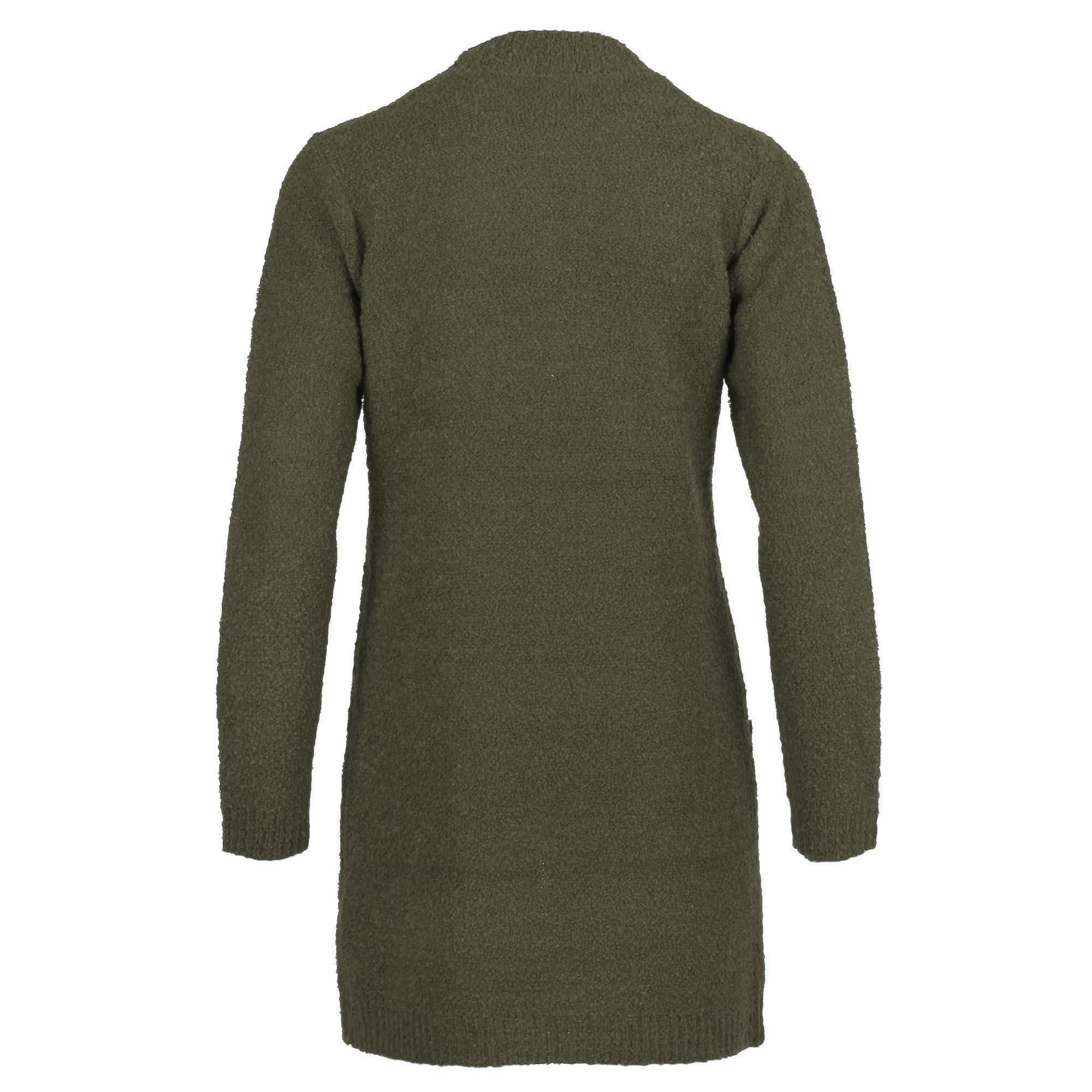 Enjoy Dames Vest Boucle Zakken 421896-7
