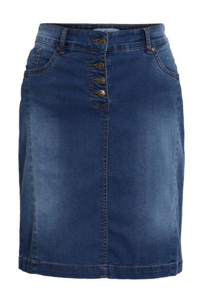 Brandtex Dames Jeans Rok 209479 14197