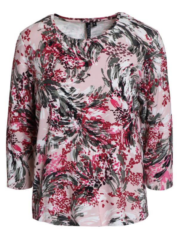 Signature Dames Shirt 3/4 Mouw 208853 13811-1