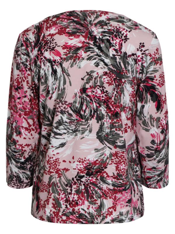 Signature Dames Shirt 3/4 Mouw 208853 13811-2