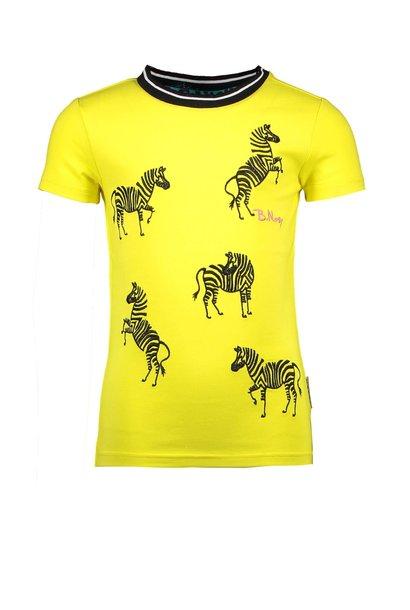 B.Nosy Meisjes Shirt Zebra Y002-5416