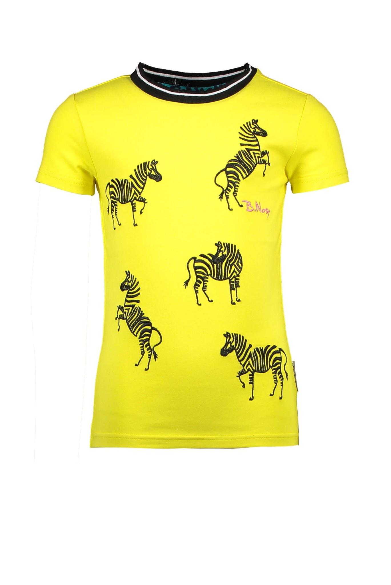 B.Nosy Meisjes Shirt Zebra Y002-5416-1