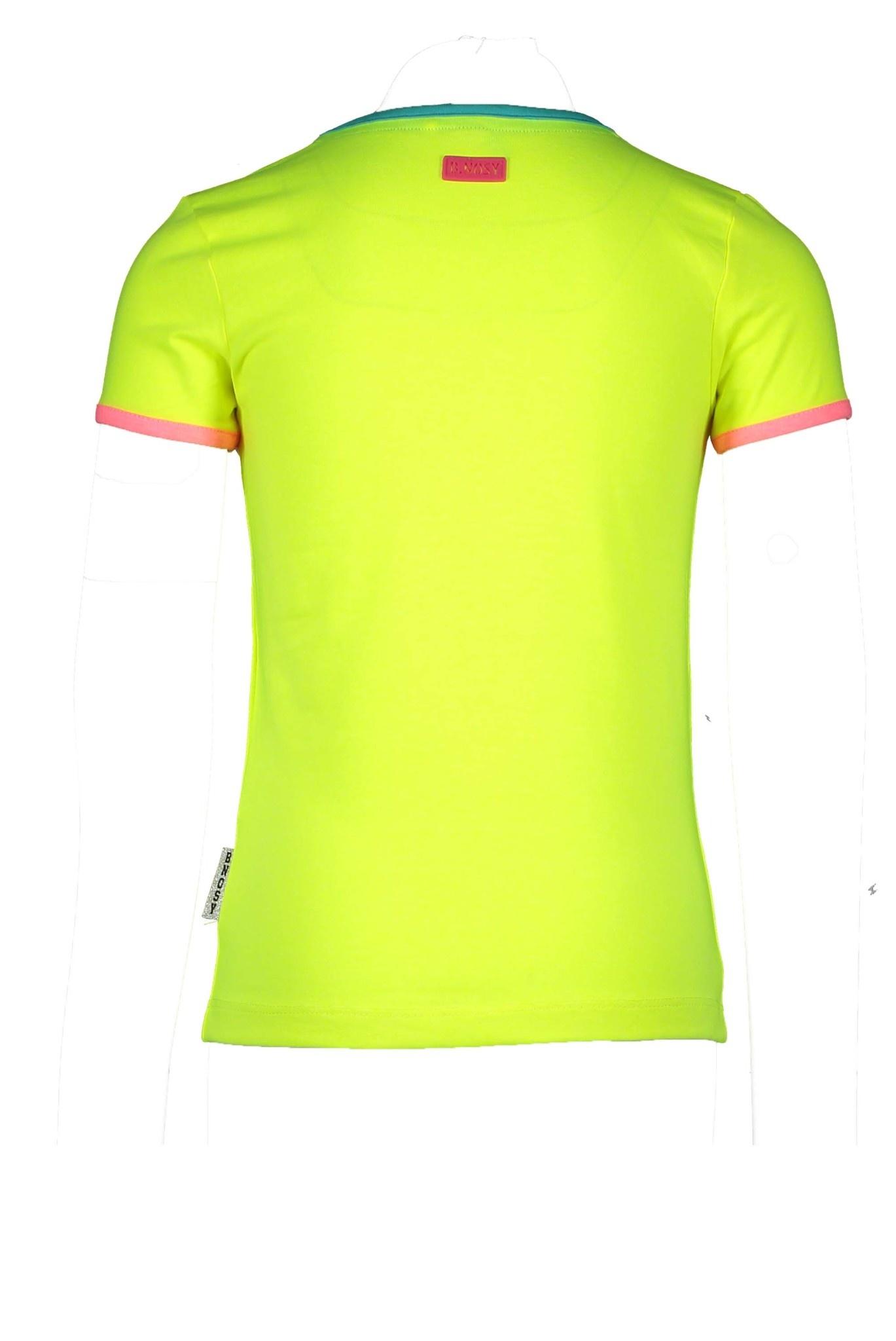 B.Nosy Meisjes Shirt Zig-zag Y002-5461-2