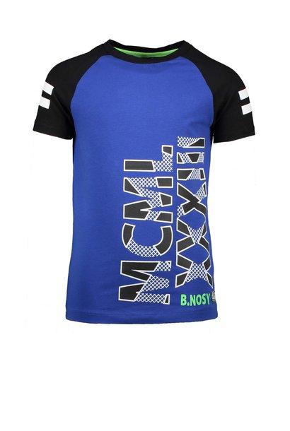 B.Nosy Jongens Shirt Raglan Mouwen Y002-6431