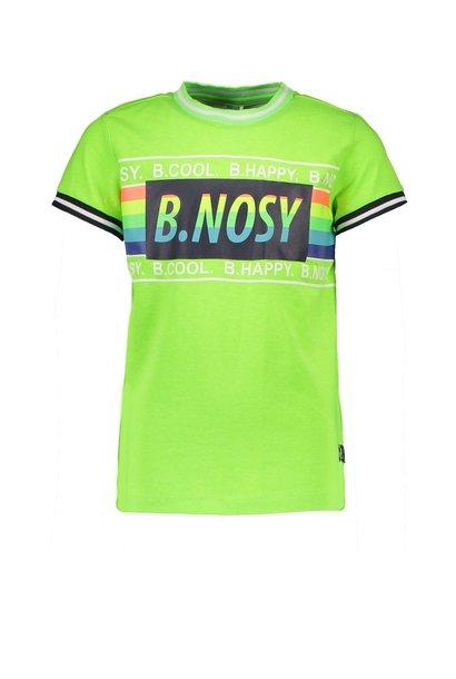 B.Nosy Jongens Shirt Strepen Y003-6429