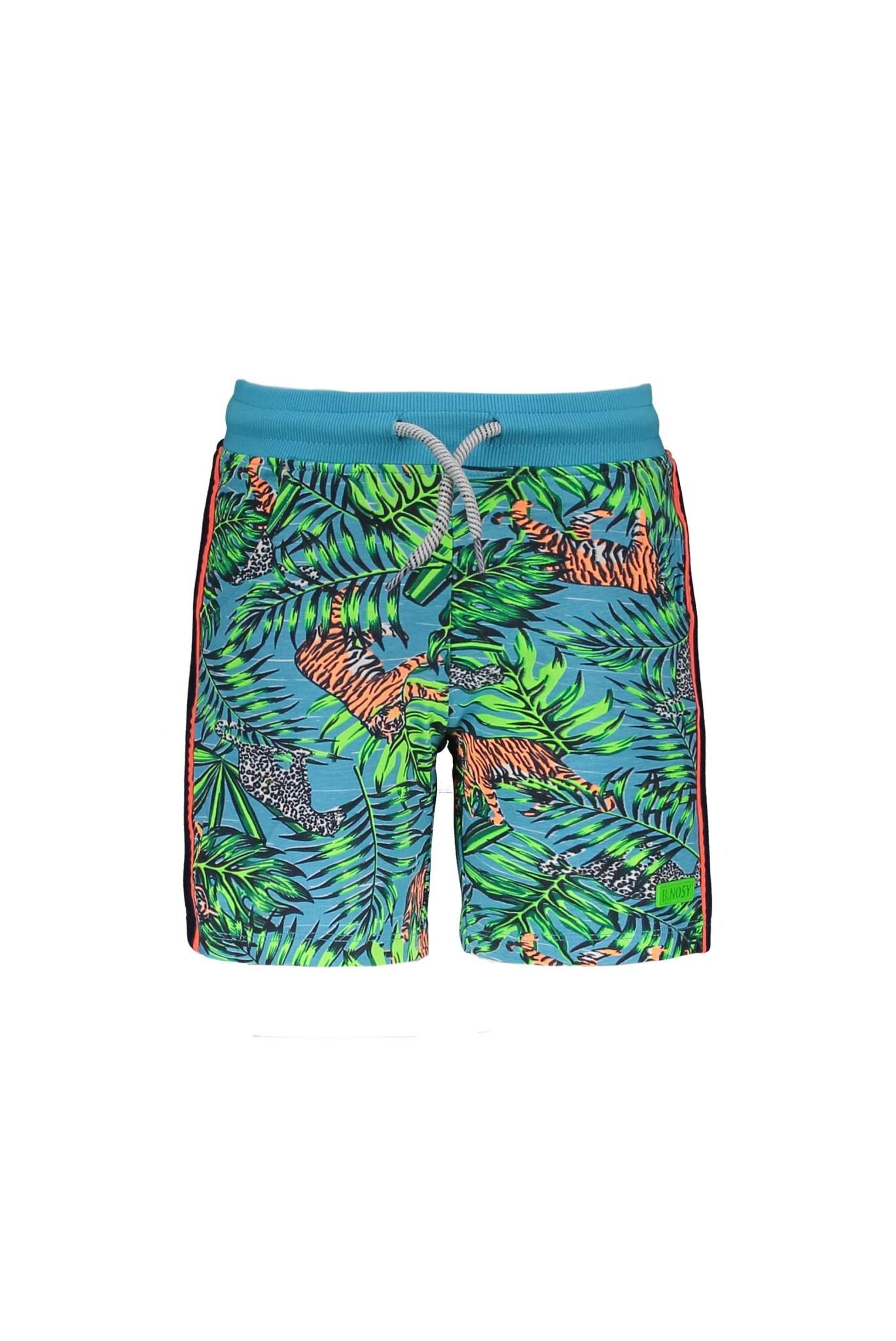 B.Nosy Jongens Short Met Jungleprint Y003-6622-1