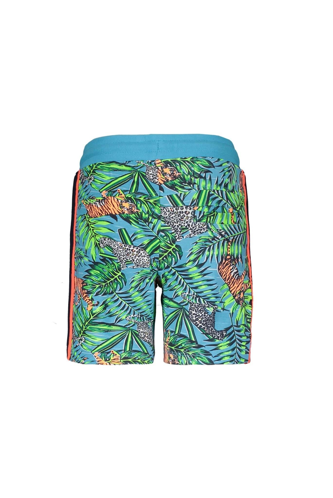 B.Nosy Jongens Short Met Jungleprint Y003-6622-2