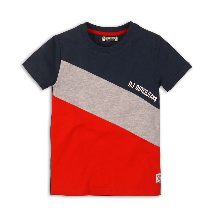 DJ Dutchjeans Jongens Shirt C34101-1