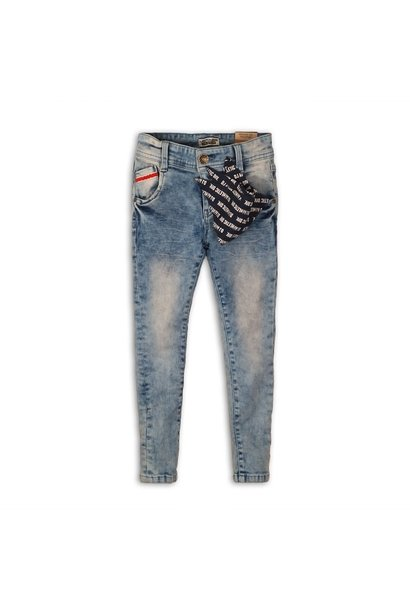 DJ Dutchjeans Jongens Jeans C34124