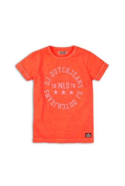 DJ Dutchjeans Jongens Shirt C34153