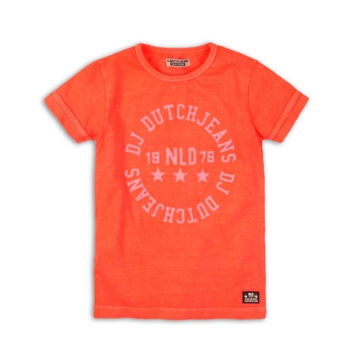 DJ Dutchjeans Jongens Shirt C34153-1
