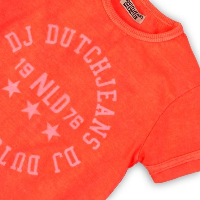 DJ Dutchjeans Jongens Shirt C34153-3