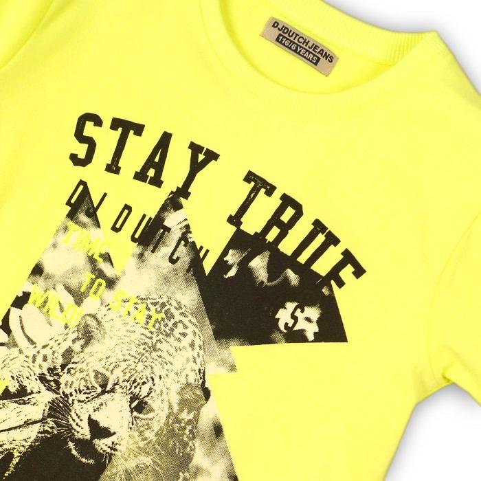 DJ Dutchjeans Jongens Shirt C34188-3