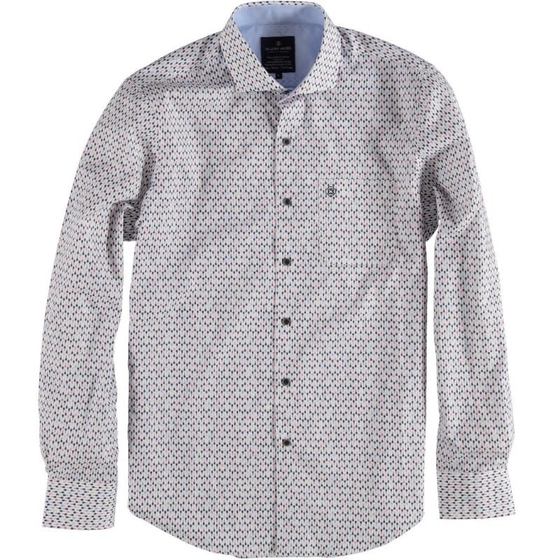 Fellows Heren Overhemd LM 01.6502-1