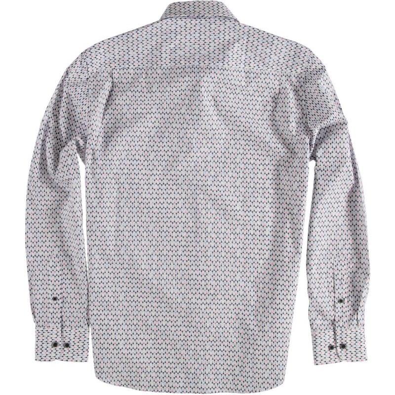Fellows Heren Overhemd LM 01.6502-3