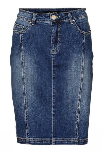 Micha Dames Rok 108-783 Jeans