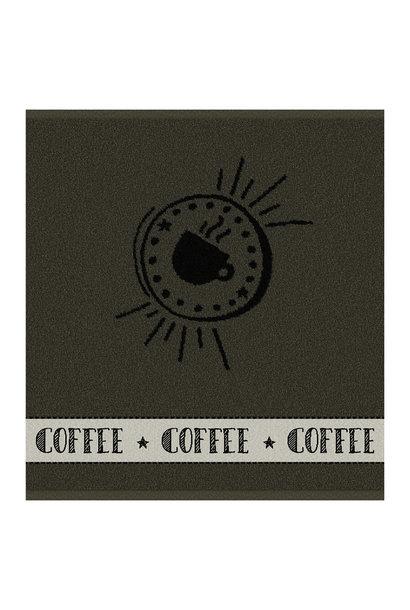 DDDDD Handdoek Hello Coffee
