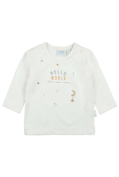 Feetje Baby Shirt  I'm New Here 516.01578