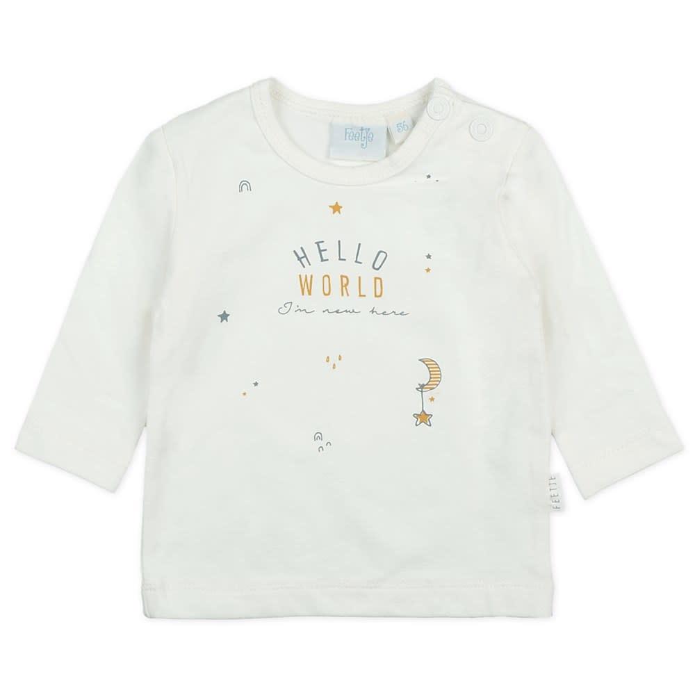 Feetje Baby Shirt  I'm New Here 516.01578-1