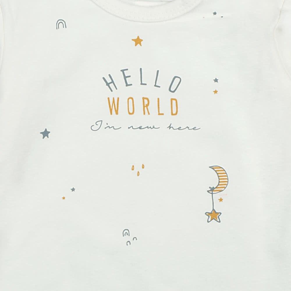 Feetje Baby Shirt  I'm New Here 516.01578-2
