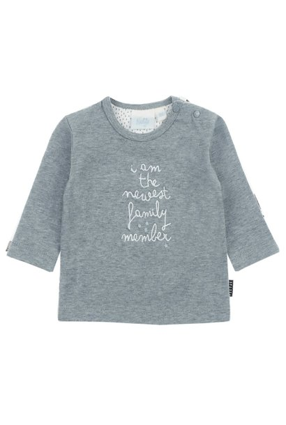 Feetje Jongens Shirt We Are Family 516.01556