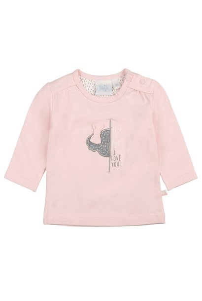 Feetje Meisjes Shirt Peek A Boo 516.01557