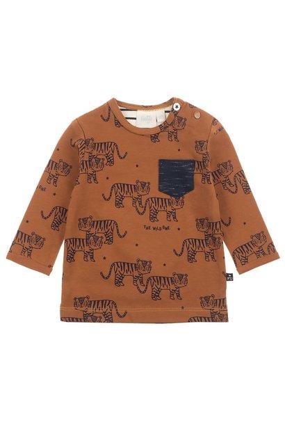 Feetje Jongens Shirt AOP Smile & Roar 516.01507