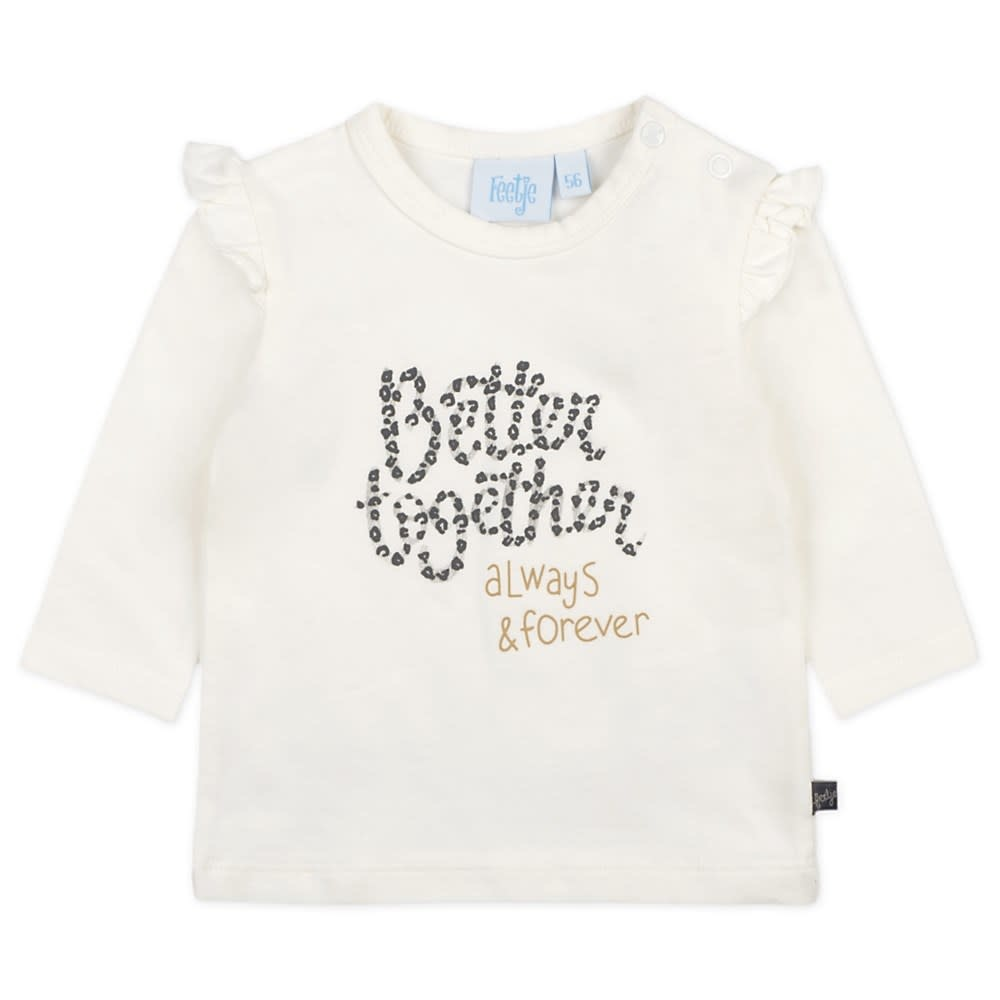 Feetje Meisjes Shirt Better Together 516.01572-1
