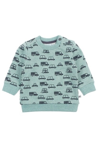 Feetje Jongens Sweater Cars 516.01550