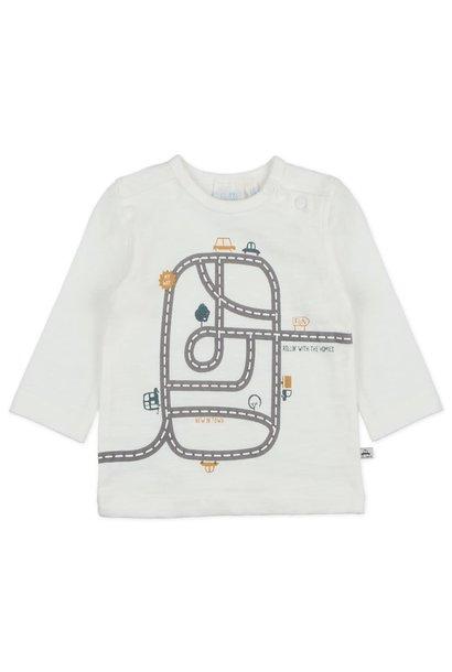 Feetje Jongens Shirt Cars 516.01549