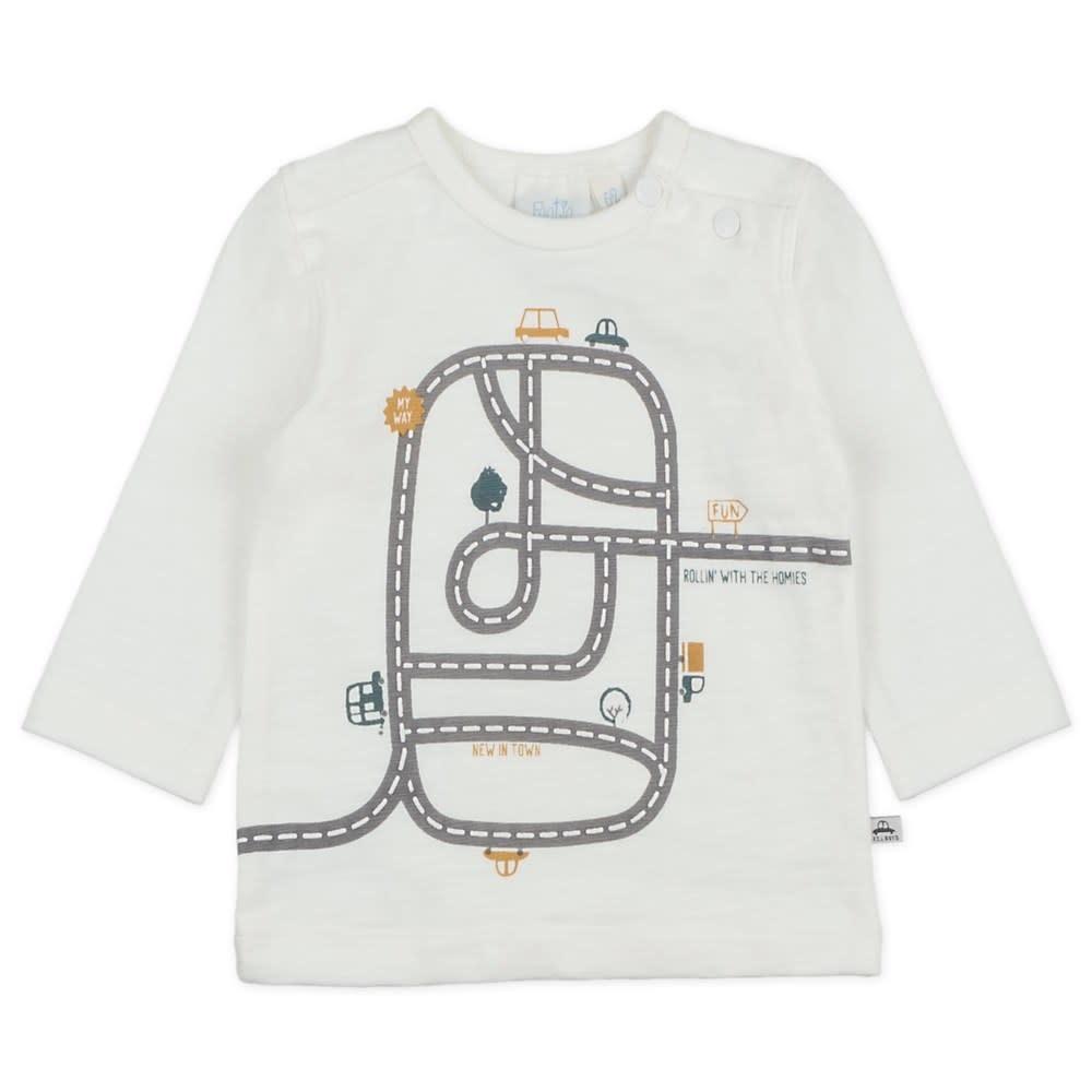 Feetje Jongens Shirt Cars 516.01549-1